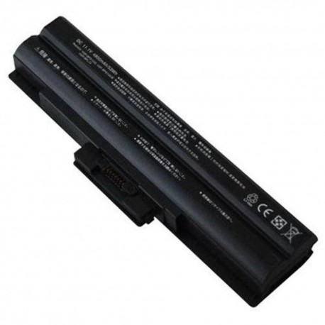 Bateria compatível SONY Vaio séries 10.8V - 5200 mAh