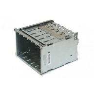 HP Hard Drive Cage s/ Backplane LFF 6 Bay (507070-001, 511784-001) R
