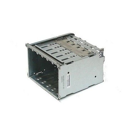 511784-001 HP Hard Drive Cage with Backplane LFF 6 Bay