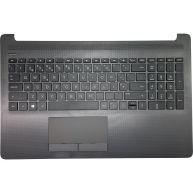 HP 250 G7, 255 G7, Teclado, Jet Black, Português (L50000-131, L51658-131) N
