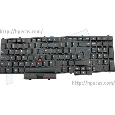 Lenovo Thinkpad P51, P71, Teclado Payton2 PYWL BL-106PO Português sem Backlit (01ER973, 01HW263) N