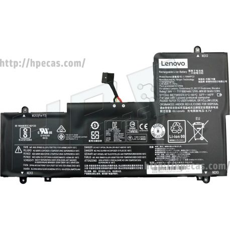 Bateria LENOVO Original de 4 células 7.6V 53Wh 6960mAh (5B10K90778, 5B10K90802, L15L4PC2, L15M4PC2) N