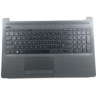 HP 250 G7, 255 G7, 256 G7, Teclado PT, sem Backlight, Dark Ash Silver (2B-ABK15C211, M04975-131, M07171-131, PK1329I4A16) N