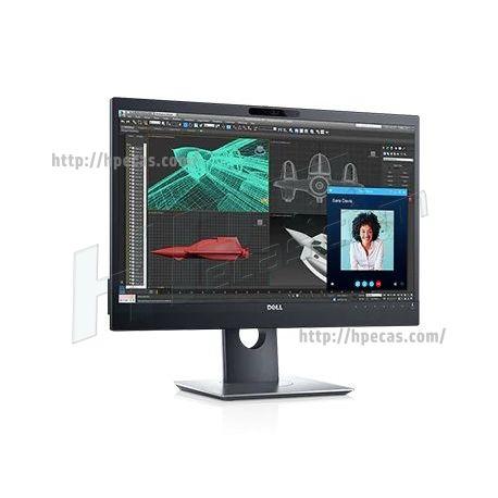 Dell Monitor P2418HZ com Webcam 2.1MP Videoconferencia 23.8 LED Full HD (1980x1080) R