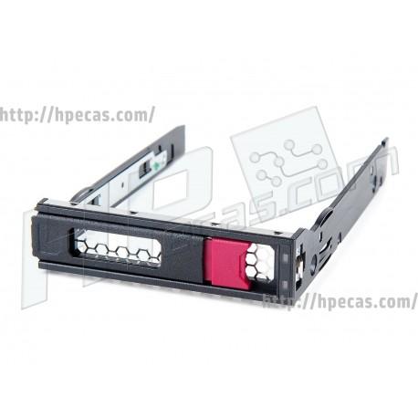 "HPE 3.5"" LFF Low-Profile LP SC-2 SAS/SATA Hot-Swap Disk Tray Gen10 (774026-001)"