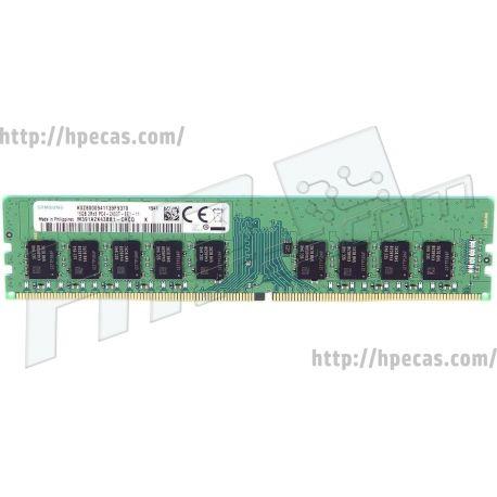 HP 16GB (1x16GB) 2Rx8 PC4-2400 Unbuffered CL17 ECC 1.20V STD (1CA75AA, 1CA75AT, 934798-001) R