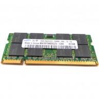 Memória Compatível 2GB (1x 2GB) 2Rx8 PC2-5300 DDR2-667Mhz 1.8V UDIMM 200-pin Sodimm