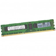 500202-061 HP 2GB (1x2GB) 2Rx8 PC3-10600 DDR3-1333 Registered CL9 ECC 1.5V STD (R)