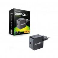 Carregador DURACELL USB 5V 2.4A 12W para Smartphone/Tablet (DRACUSB2-EU)