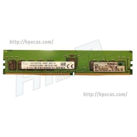 Memória HPE 16GB 1RX4 DDR4 PC4-2933 REG/ECC (P06187-001, P00920-B21, P03051-091) R