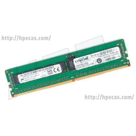 OEM 8GB (1x8GB) 2Rx8 PC4-17000P-R DDR4-2133 ECC SDP CAS:15-15-15 1.20V RDIMM STD (CT8G4RFD8213) R