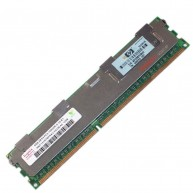Memória HP 4GB (1x 4GB) 2Rx4 PC3-10600 DDR3-1333 REG/ECC CL9 (500658-B21, 501534-001, 500203-061) N