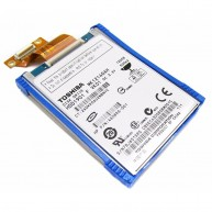 "488587-001 HP 120GB 4.2K ZIF 1.8"" ISFF 9.5mm HDD (R)"