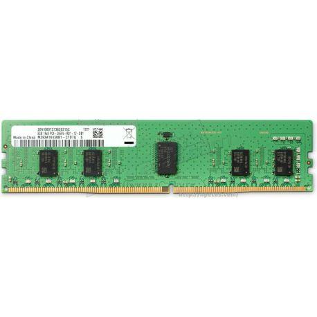 Memória HP 8GB (1x 8GB) 1R PC4-21300V-R DDR4-2666 REG ECC RDIMM (1XD84AA, 1XD84AT, 864706-591, L09284-850) N