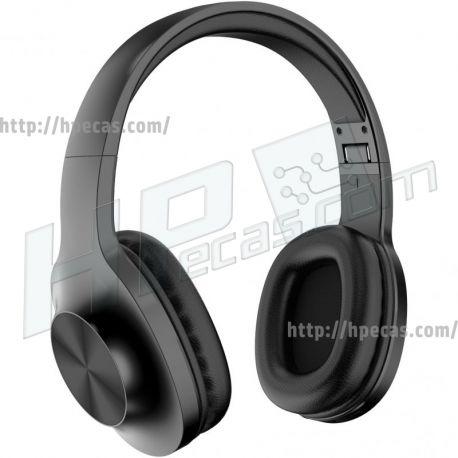Lenovo Hd116 Wireless Over-ear Headphones - Black (HD116)