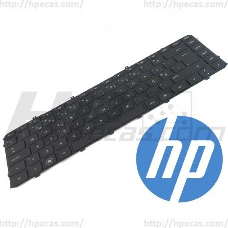 Teclado HP Envy 4-1xxx, Envy 6-1xxx séries com Frame (686836-131)