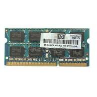 593233-001 Memória HP SODIMM 2GB PC3-10600 CL9 DPC (HP Elite 8000 série)