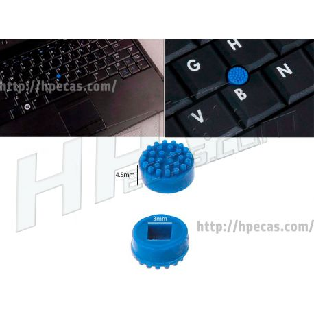 DELL Keyboard Pointing Stick Rubber Cap Blue 1 Unit (0T230F, T230F) N