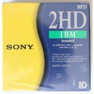 "Diskettes SONY 3.5"" HD Formatadas Cx.10x (10MFD2HDCF)"