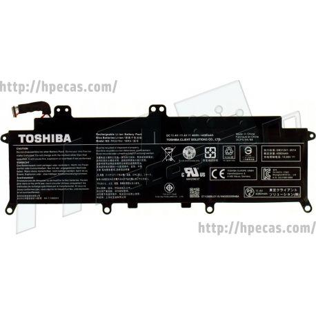 Bateria Toshiba PA5278U-1BRS Original de 3 células 11.4V 48Wh 4080mAh (P000728750, P000742060, P000757320, P000780510, P000788300)  N