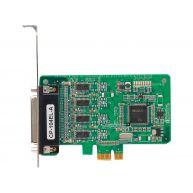 Moxa 4-port RS-232 PCI Express serial board (CP-104EL-A) N