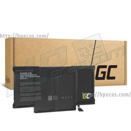 Green Cell A1377 A1405 A1496 Bateria para Apple MacBook Air 13 A1369 A1466 (2010, 2011, 2012, 2013, 2014, 2015, 2017) (AP14)