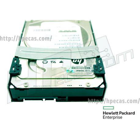 "HPE 3TB 7.2K 3Gb/s DP SATA 3.5"" LFF NHP 512n MDL Gen8-Gen10 QR HDD (642098-B21, 642265-001) N"
