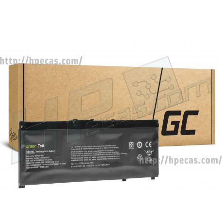 Green Cell SR04XL Bateria para HP Omen 15-CE 15-CE004NW 15-CE008NW 15-CE010NW 15-DC 17-CB, HP Pavilion Power 15-CB (HP187)