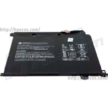 Bateria HP Original CHROMEBOOK 11, 11 G5 2 células 7.7V 43.7Wh 5676mAh (DR02XL, 855710-001, 859357-855, 859027-121, 859027-1C1, 859027-421, DR02043XL, HSTNN-IB7M, HSTNN-LB7M) N