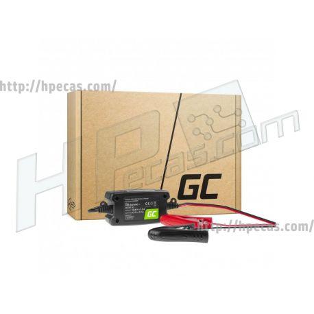 Carregador de bateria, retificador Green Cell para baterias 6/12V, 1.5A (ACAGM09) N