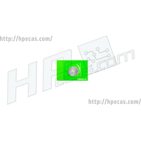 Pilha Green Cell LR44 1.5V Alkaline (XCR07) N