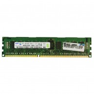 647893-B21 HP 4GB (1x4GB) 1Rx4 PC3L-10600 DDR3-1333 Registered CL9 ECC 1.35V (R)