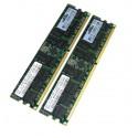 HPE 2GB (2x1GB) 1Rx4 PC2-5300R- ECC RDIMM 1.8V 240-pin Dimm (408851-B21) R