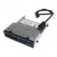 """636166-001 HP Leitor de Cartões 3.5"""" USB 22-em-1 com Cabo"""