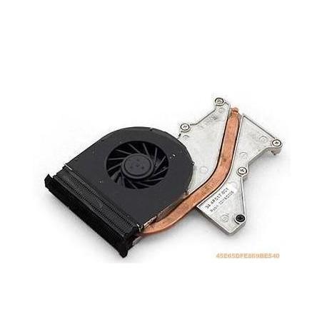 HEATSINK COOLING FAN HP DV2000 INTEL CPU 417081-001