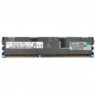 627814-B21 HP 32GB (1x32GB) 4Rx4 PC3L-8500R DDR3-1066 Registered CL7 ECC 1.35V STD Low Power