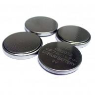 Bateria-botão de Lítio de 3 volts (CR2032)