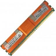 Memória HP 2GB (1x 2GB) 2Rx4 PC2-5300 DDR2-667 REG/ECC CL5 FBDIMM (416472-001) (R)