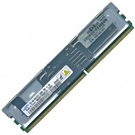416471-001 HP 1GB (1X1GB) 2Rx8 PC2-5300F-5 DDR2-667 Registered CL5 ECC FB 1.8V STD 398706-051 (R)