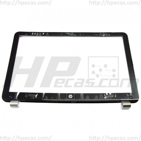 725617-001 HP LCD Bezel Black Glossy 736276-001 (N)