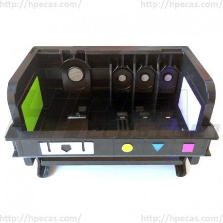 CN643A Cabeçote de Impressão 4 cores para HP OfficeJet e HP PhotoSmart