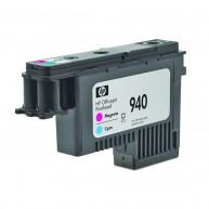Cabeçote de Impressão original HP 940 Magenta e Ciano para HP OfficeJet (C4901A)