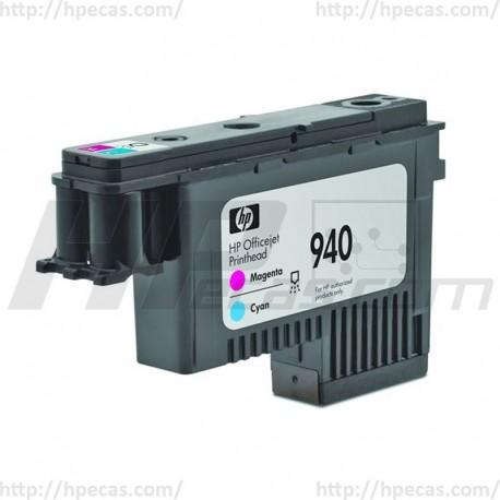 C4901A Cabeçote de Impressão original HP 940 Magenta e Cyan para HP OfficeJet