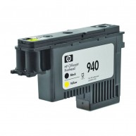 C4900A Cabeçote de Impressão original HP 940 Preto e Amarelo para HP OfficeJet