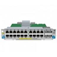 HPE 20-port Gig-T PoE+/4-port SFP v2 zl Module (J9535A)