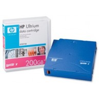 HP ULTRIUM DATA CARTRIDGE 200/400GB LTO (C7971A)