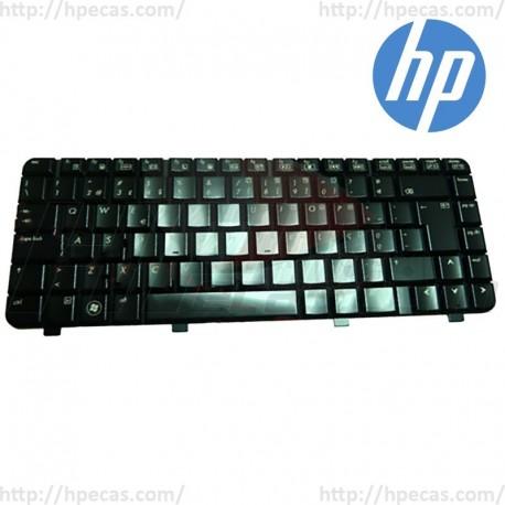"Teclado HP Português 13.4"" Espresso Black sem Backlights 513671-131 530643-131"