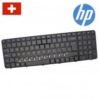 HP Teclado Suiço Preto 673613-BG1 681800-BG1 699497-BG1 700271-BG1 (N)