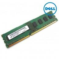 DELL 4GB (1X4GB) 2Rx8 PC3-12800U DDR3-1600 Unbuffered CL11 NECC 1.5V STD A5649222 A5764362 (N)