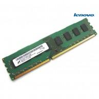 LENOVO 4GB (1X4GB) 2Rx8 PC3-12800U DDR3-1600 Unbuffered CL11 NECC 1.5V STD 03T6566 0A65729 (N)